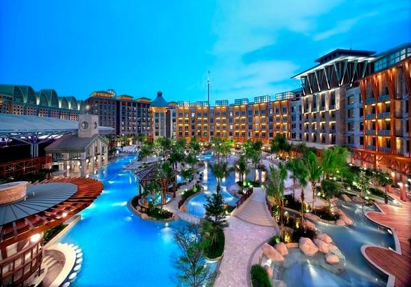 ハードロックホテル , シンガポール ホテル