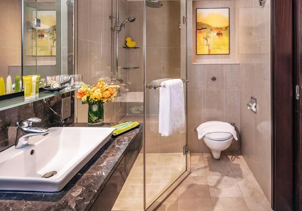 Premier Room Bathroom