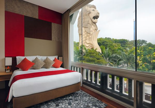 Merlion Suite