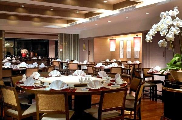 中華料理レストラン「寒煙翠」