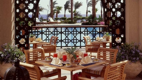 Waha Pool Restaurant