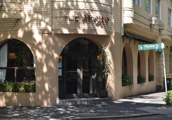 Exterior/Restaurant