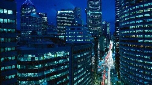 シティー夜景
