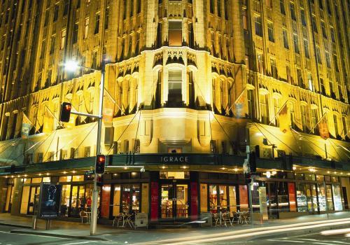 グレース ホテル シドニー