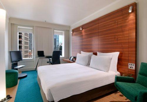 Hilton King Guestroom