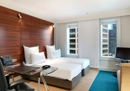 Hilton Twin Guestroom Plus