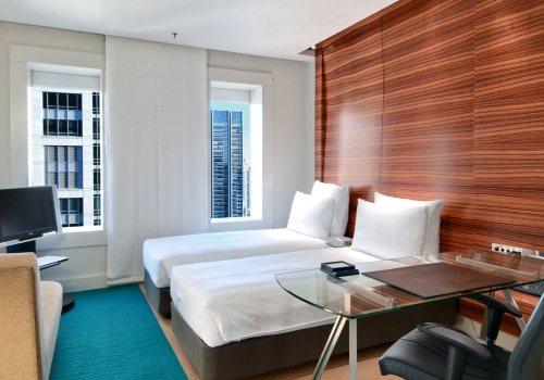 Hilton Twin Executive Room