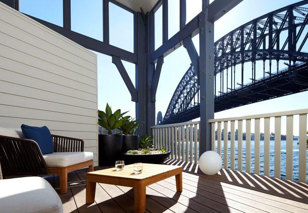 Harbour View Balcony Suite