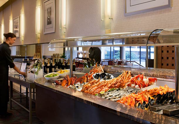 Icons Brasserie - Seafood Buffet