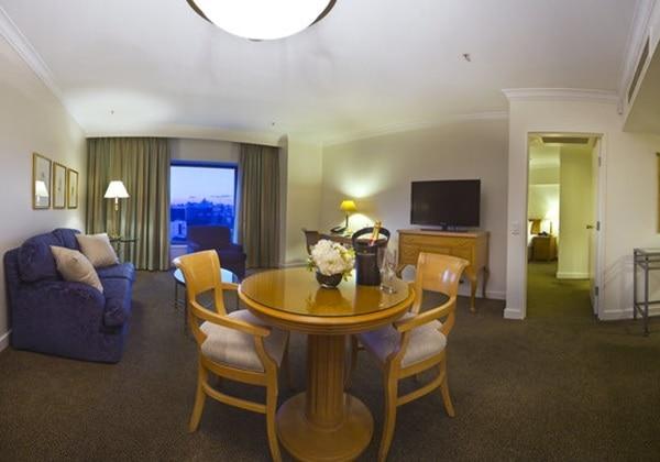 Raffles Suite Room