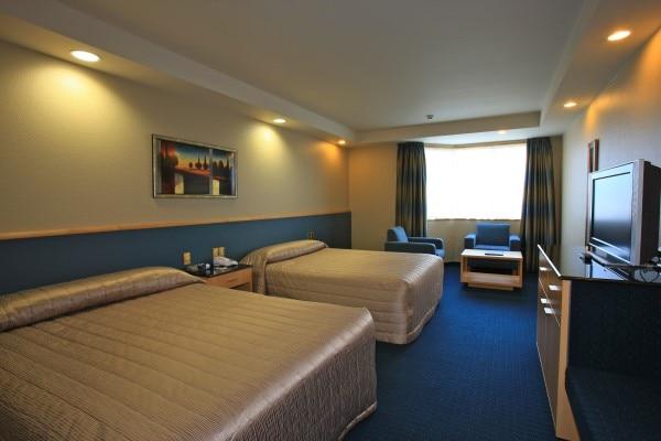 デラックスホテルルーム