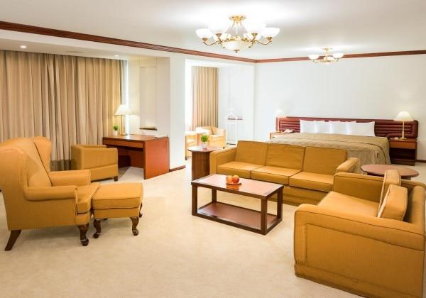 HRP-Royal Suite Double