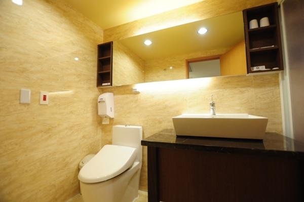 浴室-スーペリアルーム(ベッド一台)