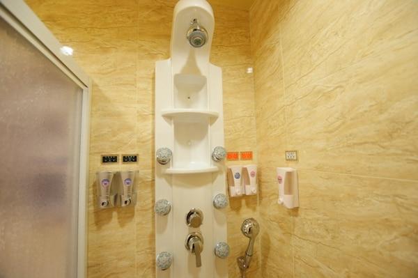 浴室-スーペリアファミリー