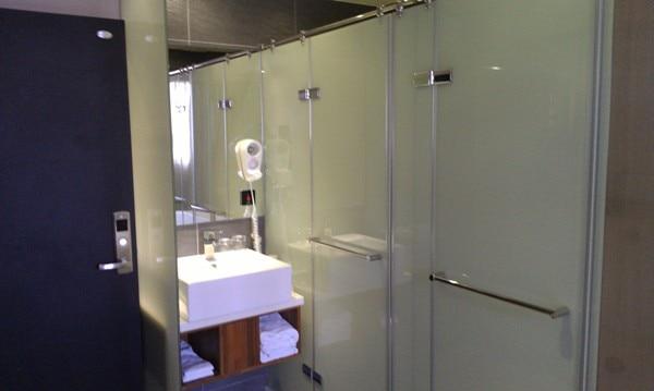 スーペリア シングル ルーム 浴室