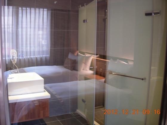 スーペリア ダブル ルーム 浴室