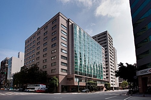 グロリアプリンス , 台北 ホテル