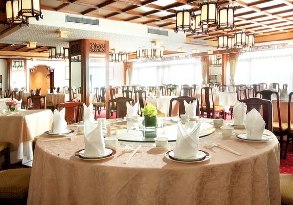 Yangtse River Restaurant.