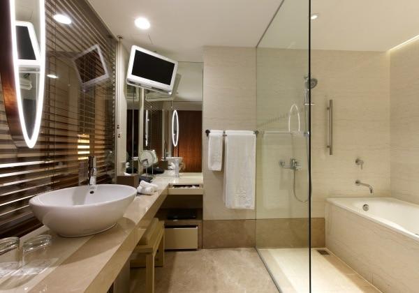Premier Twin Bathroom1