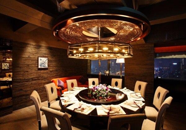 中華料理レストラン「頤宮」