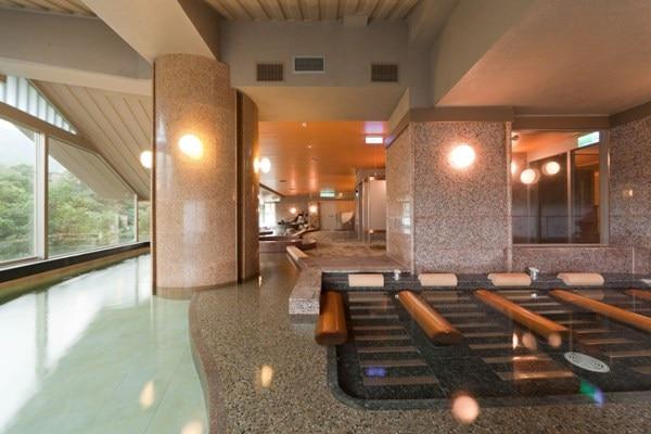 4階大浴場スパベッド