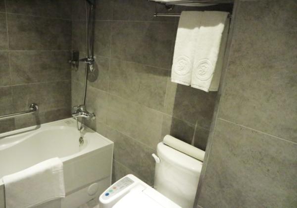 DBL/TWN Toilet