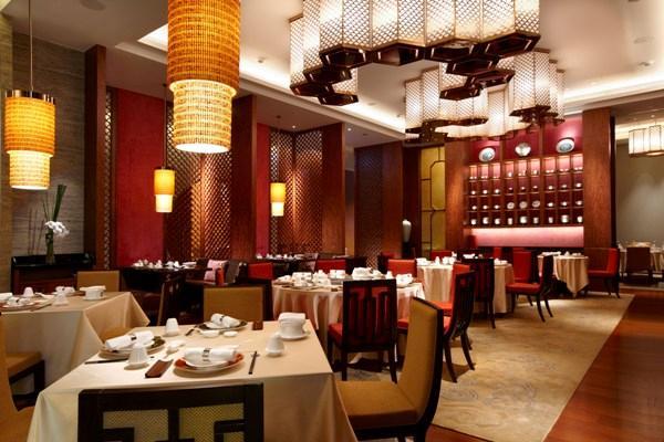 中華料理レストラン「桃花林」