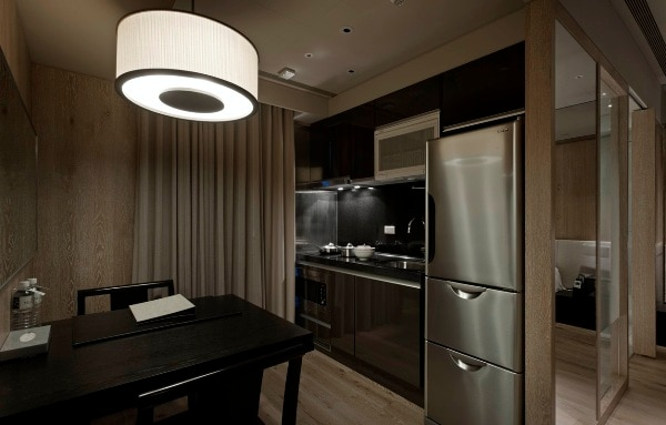 【部屋の一例】簡易キッチン
