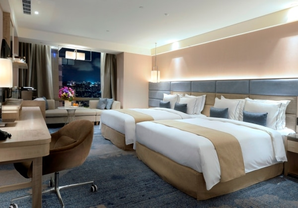 (1-6)Classic Double Double(Room Only,2 B