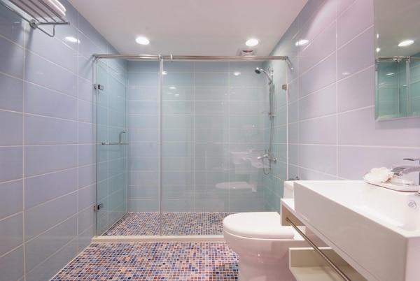 浴室-ダブルツインスイート