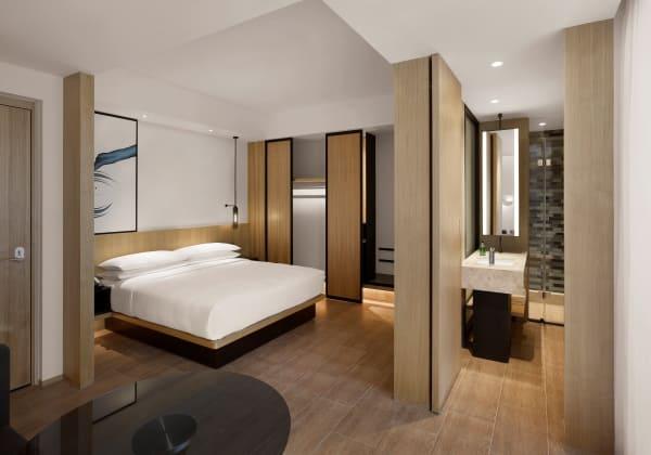 Specialty Deluxe Double Room