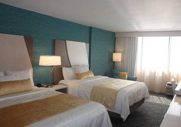 Park View Guest Room Two Queen Beds
