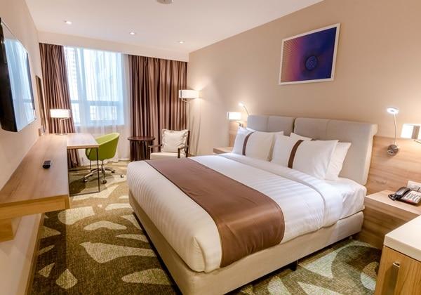 h.i.s.】ホリデイイン ウランバートルのホテル詳細ページ|海外ホテル予約