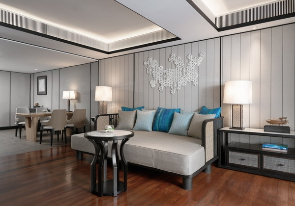 Family Suite_Living area