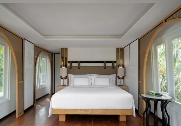 The Level Boat Suite_Bedroom