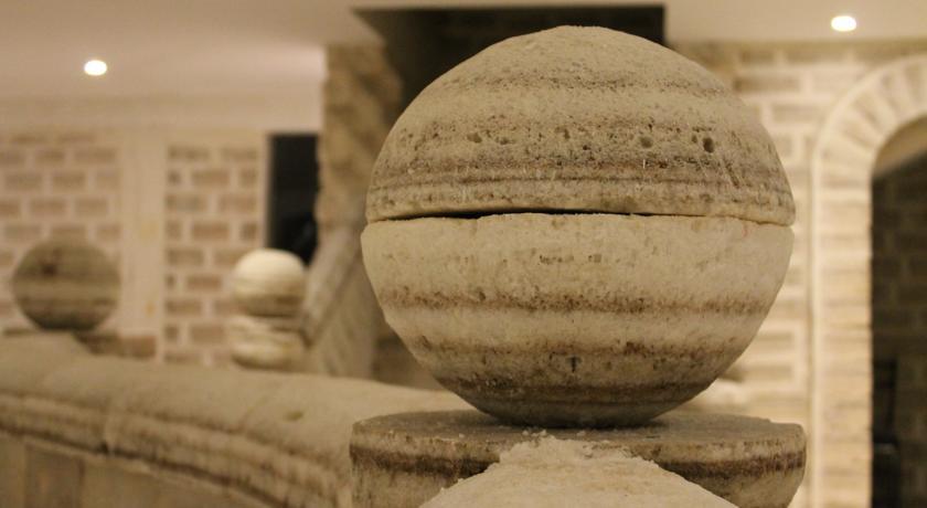 塩による彫刻