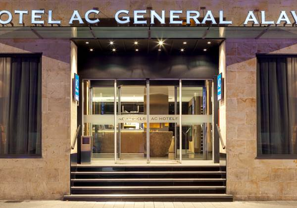 AC HOTEL GENERAL ALAVA Vitoria SPAIN The Best Hotel Searchhisgo