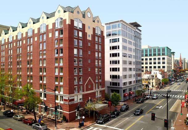 Fairfield Inn & Suites Washington, DC / Downtown                    (フェアフィールド イン&スイーツ ワシントンDC ダウンタウン)