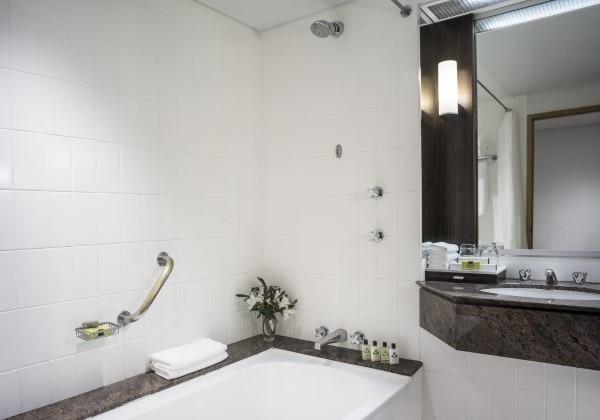 スタンダードゲストルーム バスルーム