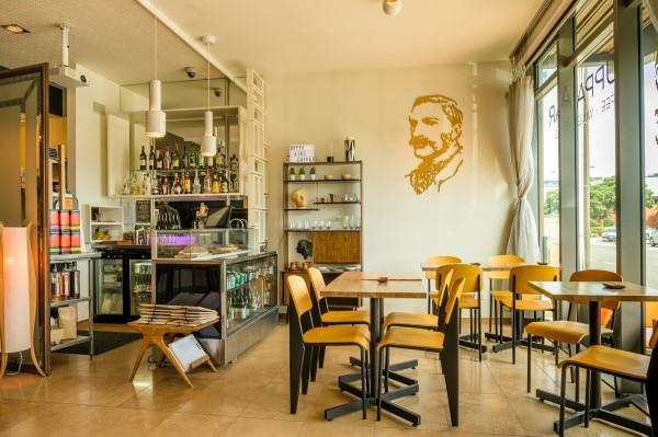 カフェ・レストランエリア