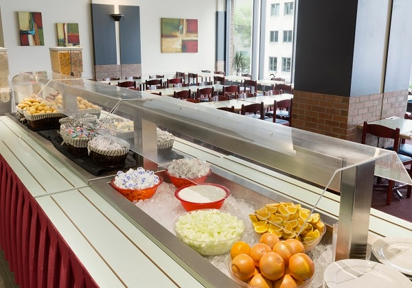 Restaurant Buffet 2
