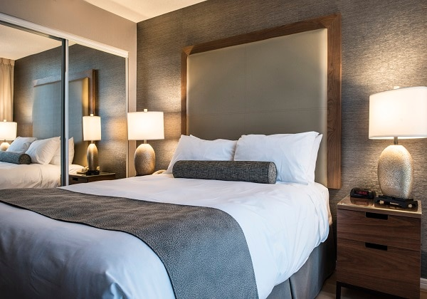 Executive One-bedroom Suite - bedroom