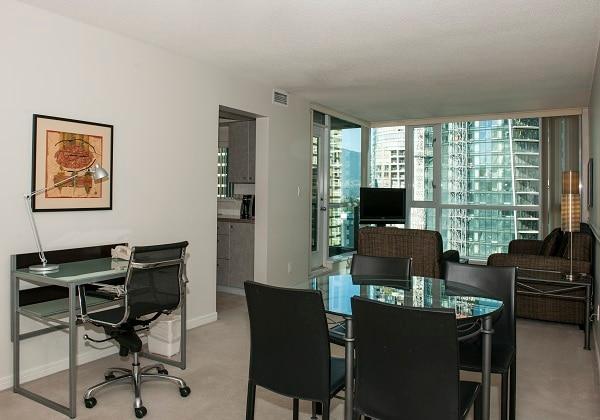 Standard Two-bedroom Suite - Living Room