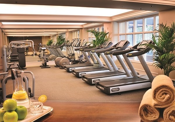 Guest Fitness Centre