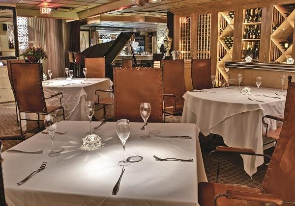 Bearfoot Dining Room