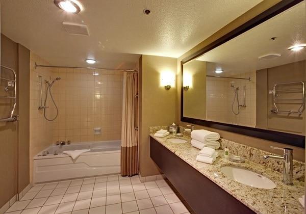 Preimum Suite Bathroom