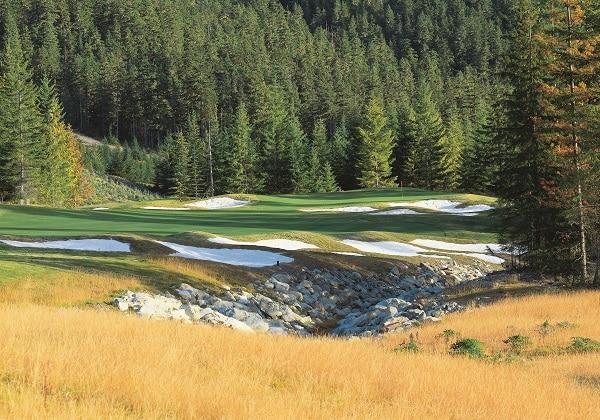 Golf Course hole #14