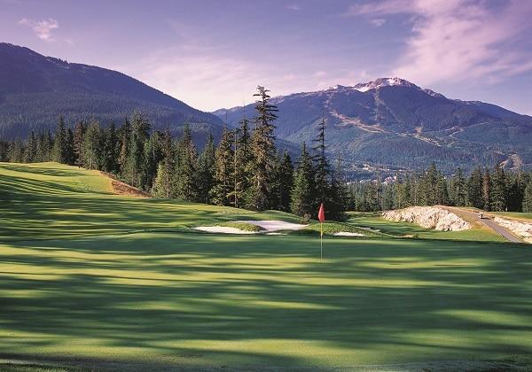 Fairmont Chateau Whistler Golf