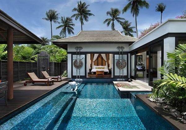 プール 付き ホテル プライベート